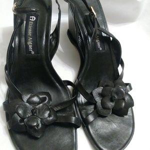 Etienne Aigner womens sandals 8.5 M